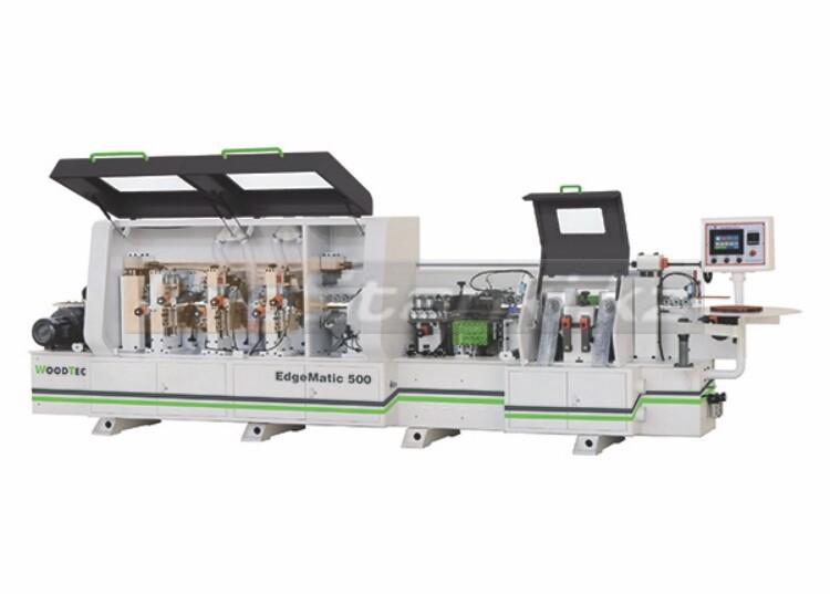 Фото: Кромкооблицовочный станок WoodTec EdgeMatic 500
