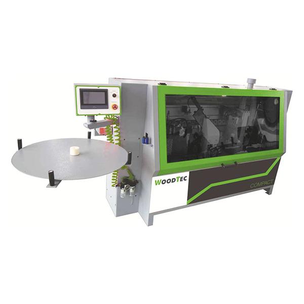 Фото: Кромкооблицовочный станок WoodTec Compact