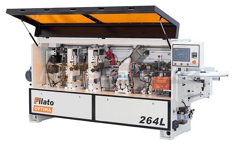 Фото: Автоматический кромкооблицовочный станок FILATO OPTIMA 264L