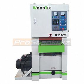 Фото: Калибровально-шлифовальный станок WoodTec RRP 400 E