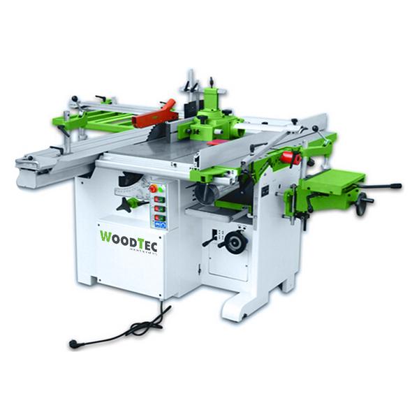 Фото: Комбинированный деревообрабатывающий станок WoodTec CM 530