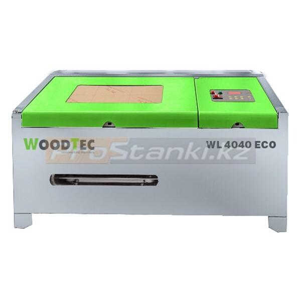 Фото: Лазерно-гравировальный станок с ЧПУ WoodTec WL 4040 M2 50W ECO