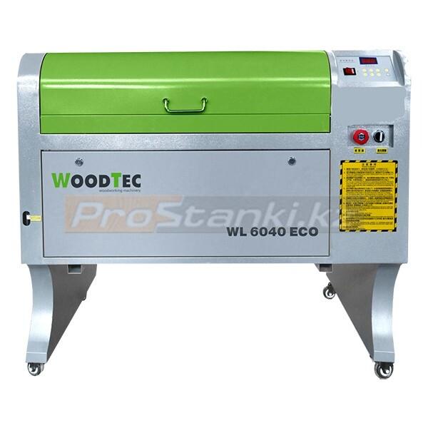 Фото: Лазерно-гравировальный станок с ЧПУ WoodTec WL 6040 M2 60W ECO