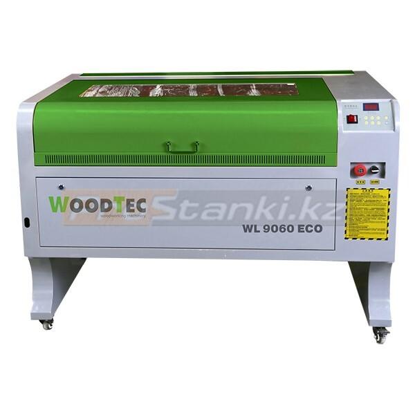 Фото: Лазерно-гравировальный станок с ЧПУ WoodTec WL 9060 M2 100W ECO