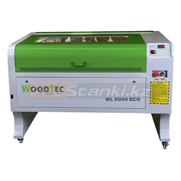 Фото: Лазерно-гравировальный станок с ЧПУ WoodTec WL 9060 M2 80W ECO