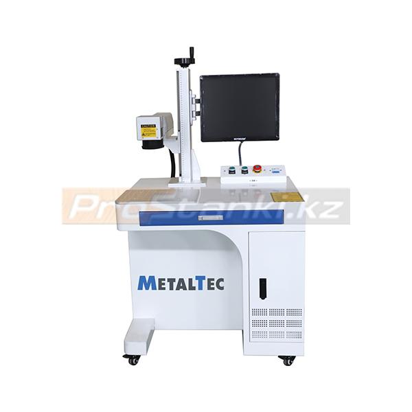 Фото: Оптоволоконный лазерный маркер MetalTec Mark 20W
