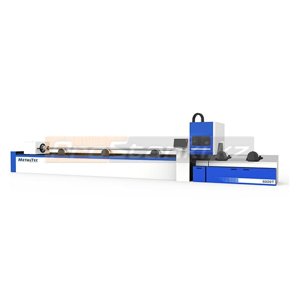 Фото: Оптоволоконный лазерный станок для резки металла MetalTec T6020 (1000W)