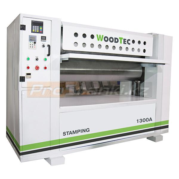 Фото: Пресс для горячего тиснения WoodTec Stamping 1300A