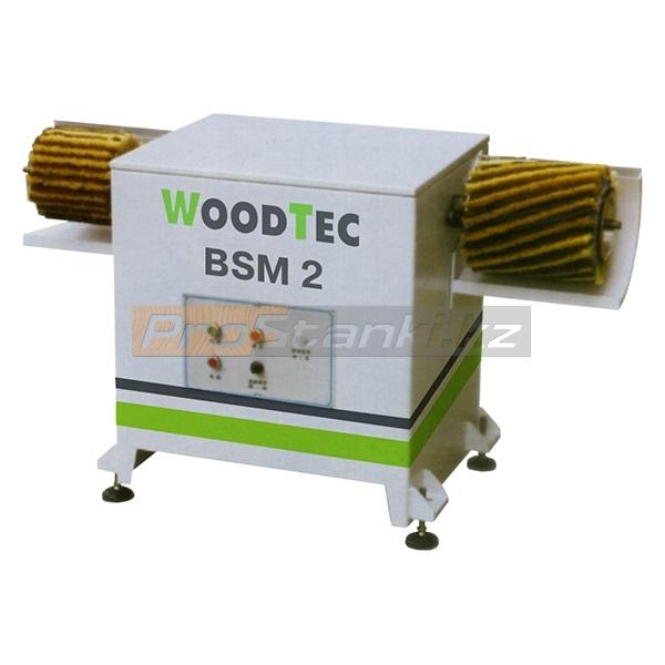 Фото: Станок щеточно-шлифовальный WoodTec BSM-2