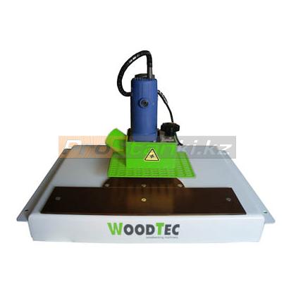 Фото: Фрезерный станок для снятия свесов кромочных материалов по пласти WoodTec D2