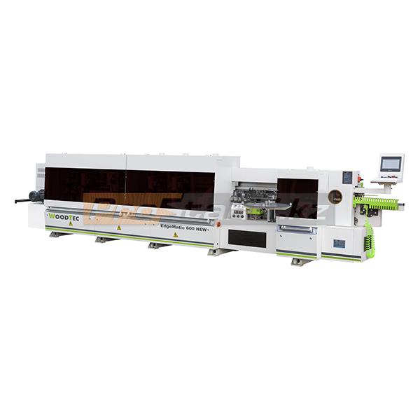 Фото: Кромкооблицовочный станок WoodTec EdgeMatic 600NEW