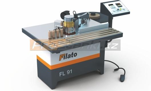 Фото: Кромкооблицовочный станок Filato FL 91