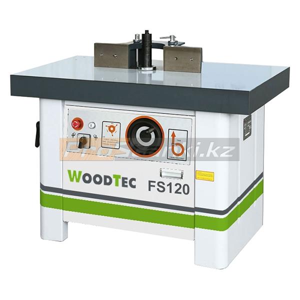 Фото: Станок фрезерный WoodTec FS 120