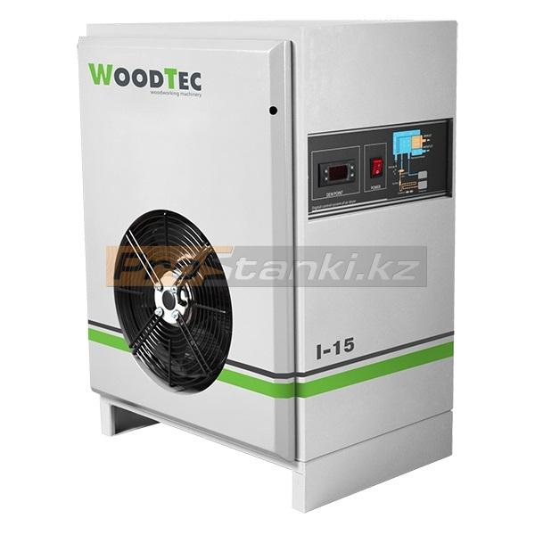 Фото: Осушитель рефрижераторного типа WoodTec I-15
