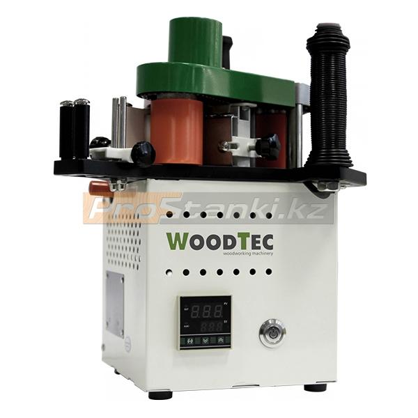 Фото: Ручной кромкооблицовочный станок WoodTec KM 40