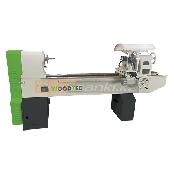 Фото: Токарный станок с копировальным устройством WoodTec L 1450