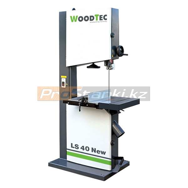 Фото: Станок ленточнопильный WoodTec LS 40 NEW