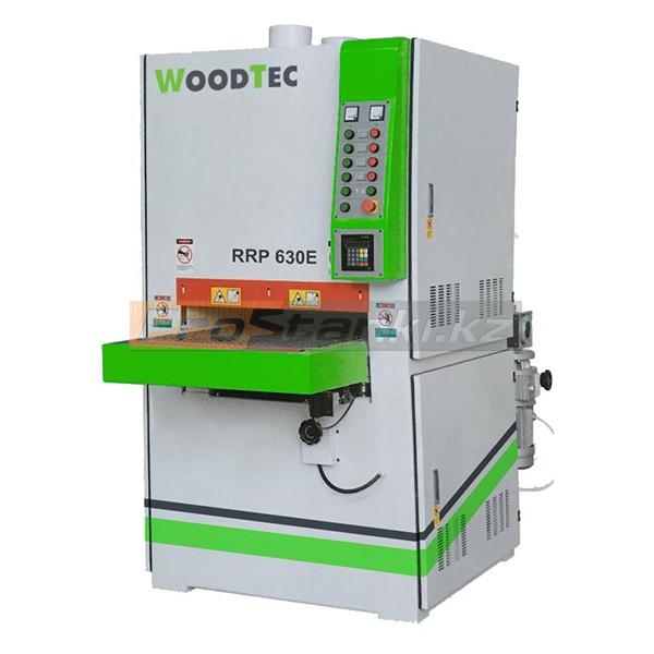 Фото: Калибровально-шлифовальный станок WoodTec RRP 630 E